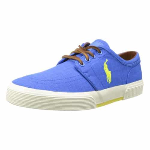 Polo Ralph Lauren Faxon Low Ripstop Sneaker