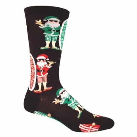 Surt Santa Crew Socks