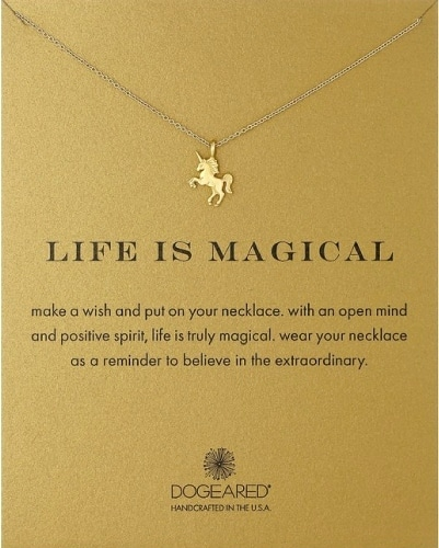 Dogeared Life is Magical Necklace