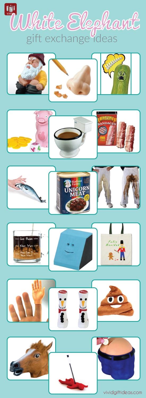 White Elephant Gift Exchange Ideas Vivid 39 S
