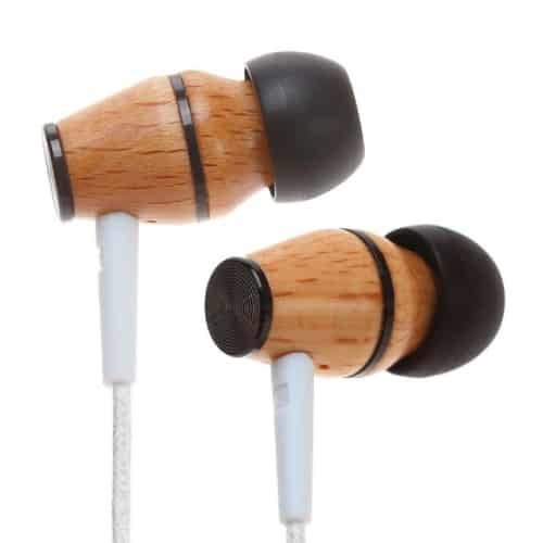 Symphonized XTC Premium Genuine Wood Headphones