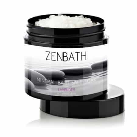 ZenBath Lavender Bath Salt