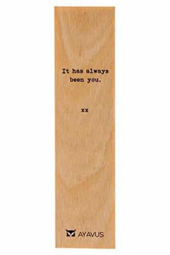 Love Quotes Bookmark