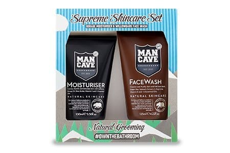 ManCave Supreme Skincare Kit