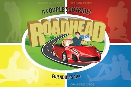 RoadHead - Adult Board Game
