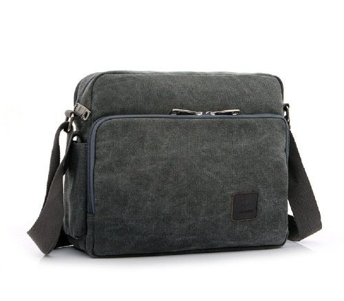 MiCoolker Canvas Messenger Bag