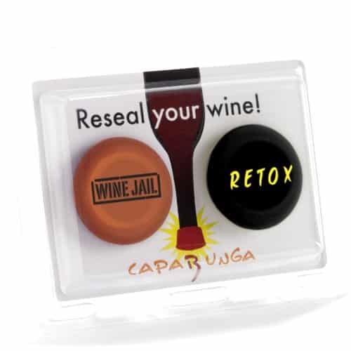 Funny Wine Stopper Set