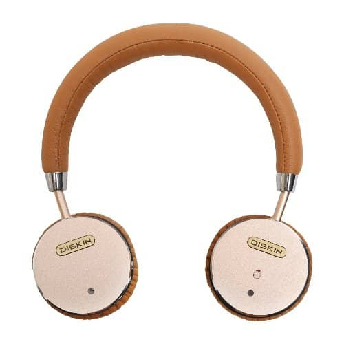 Diskin Wireless Bluetooth Headphones