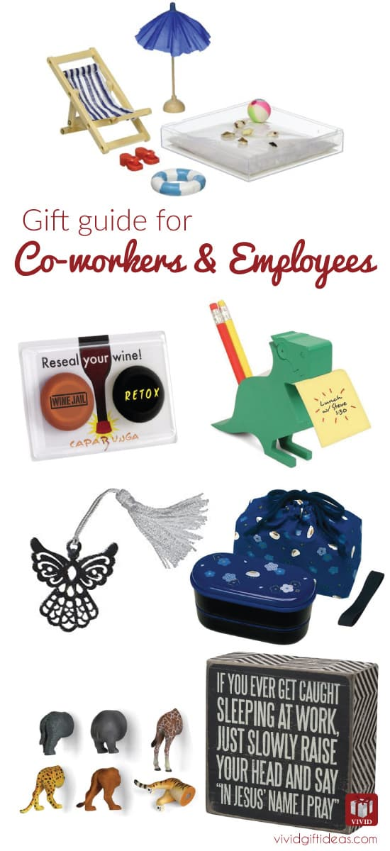 Gift Guide For Coworkers And Employees Under $15