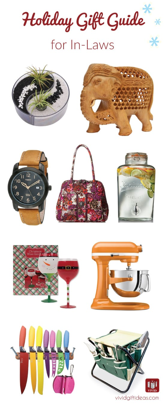 10 Gifts to Get For In-laws This Xmas - Vivid's