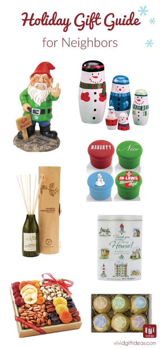 Christmas gift ideas for neighbors