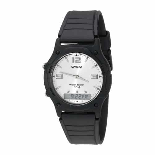 Casio Ana-Digi Dual Time Watch