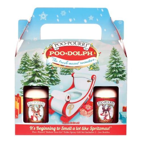 Poo-Pourri Poo-Dolph Gift Set