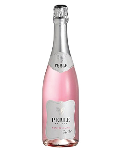 Pierre Chavin Perle Rose Non-Alcoholic Sparkling Rose Wine