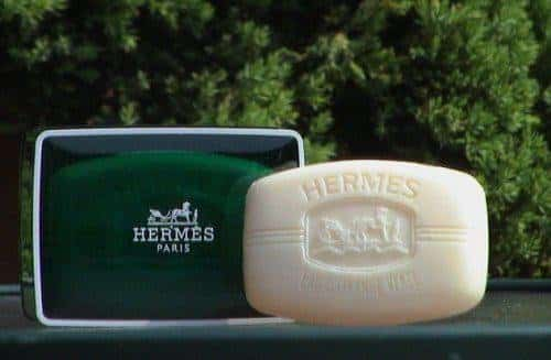 Hermes Eau d'Orange Verte Savon Bath Soap