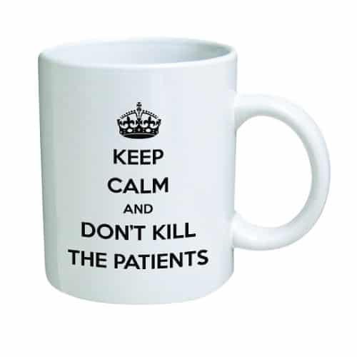 Funny Doctor Mug