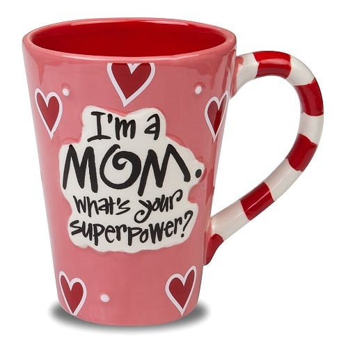 SuperPower Mom Mug