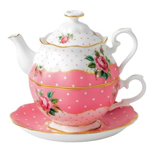 Royal Albert Single Serving Teapot