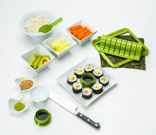 be a sushi chef at home
