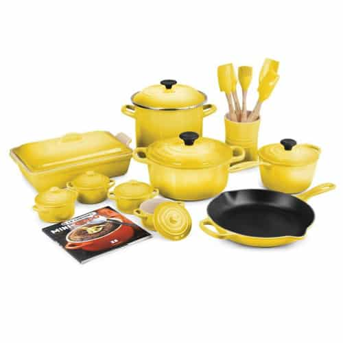 Le Creuset Palm Cookware Set