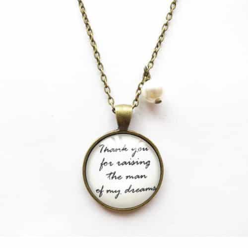 Sentimental Quote Necklace