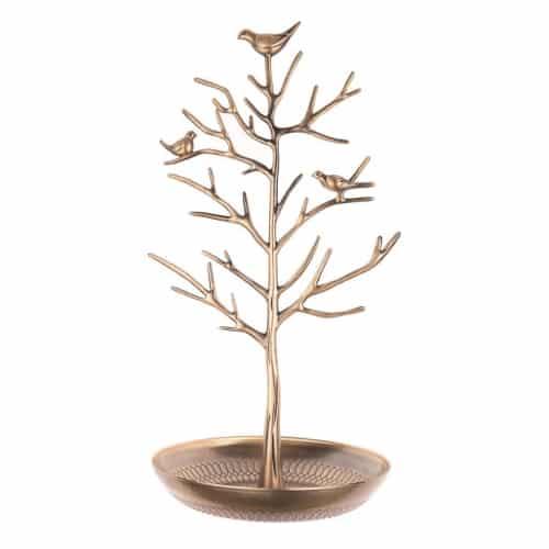 Birdy on Tree Jewelry Organizer