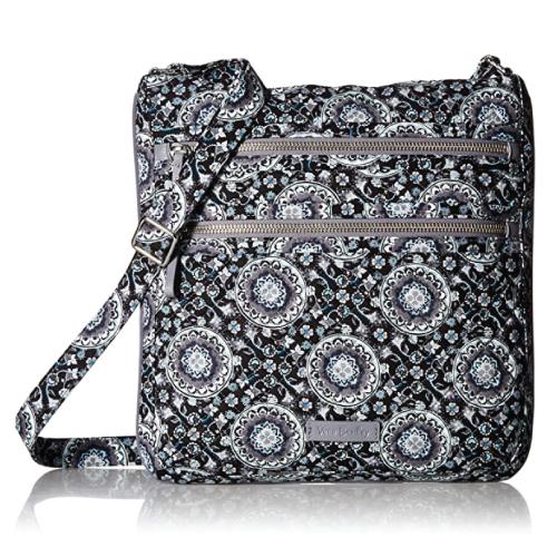 Vera Bradley Signature Cotton Hipster Cross Body Bag