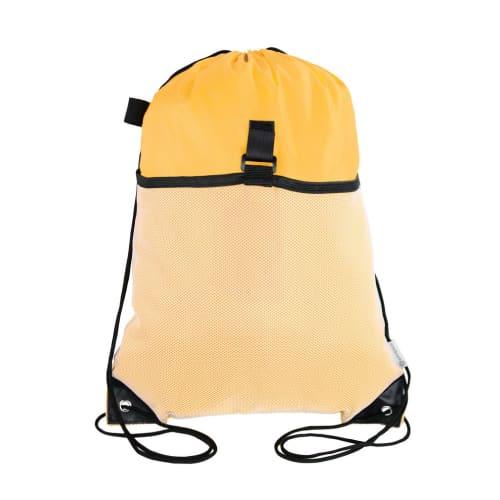 Mato & Hash Drawstring Cinch Backpack