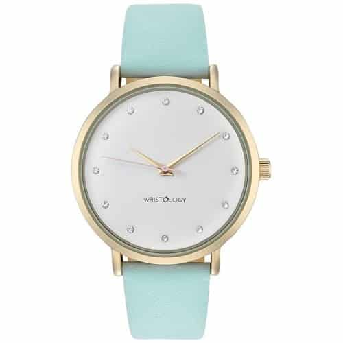 WRISTOLOGY Olivia Chunky Gold Watch