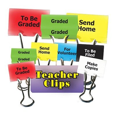 Teacher Paper Clips