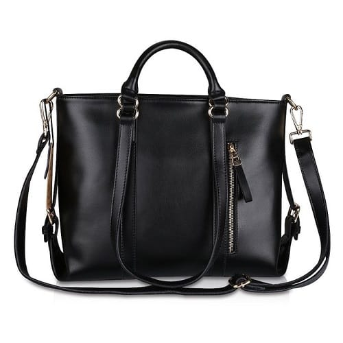 Kattee Urban 3-Way Leather Tote