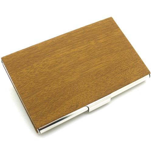 Partstock Business Card Holder
