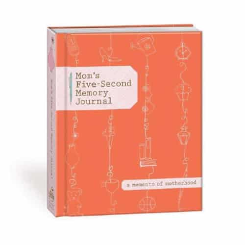 Mom's Five-Second Memory Journal