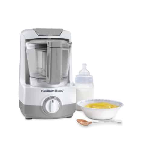 Cuisinart Baby Food Maker and Bottle Warmer