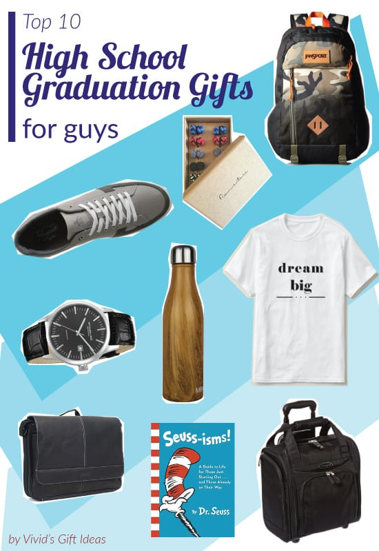 2016 High School Graduation Gift Ideas for Guys - Vivid's