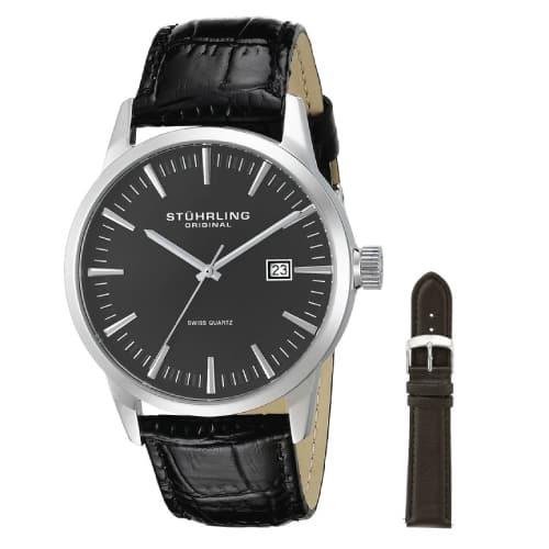 Stuhrling Original Men's Classic Ascot II Watch