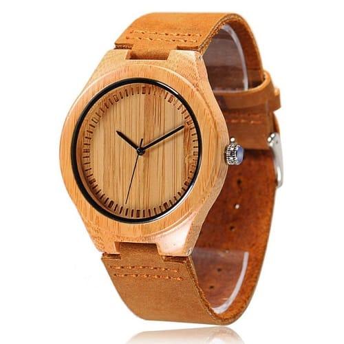 Bamboo Wooden Watch