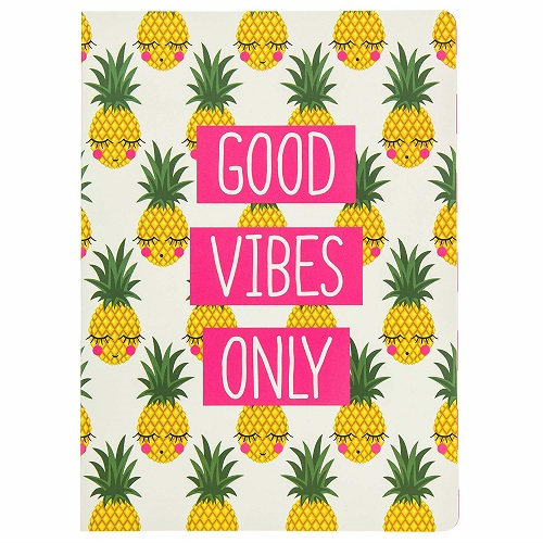 Graphique Pineapple Journal Notebook