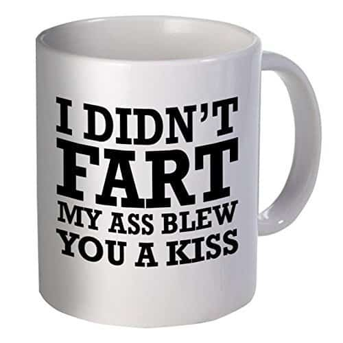 Funny Mug for Him - Birthday gifts for boyfriend who has everything