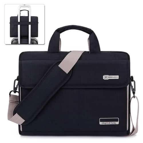 Brinch Oxford Laptop Bag (Birthday gifts for boyfriend who has everything)