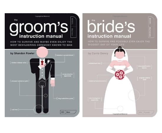 The Bride and Groom's Instruction Manual