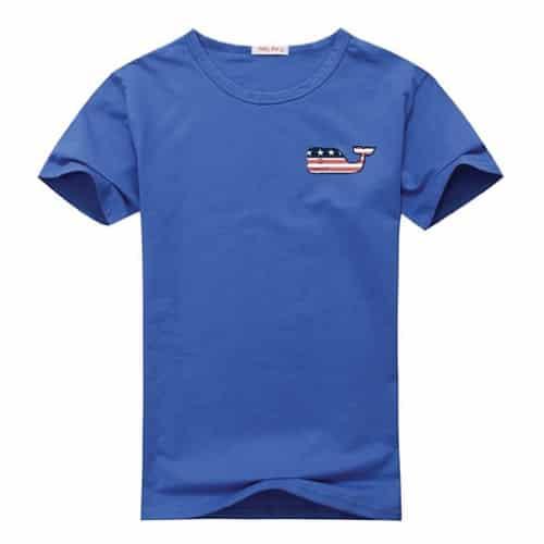 vineyard vines flag Short Sleeve T shirt