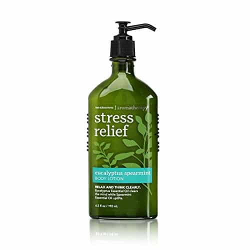 Bath & Body Works Eucalyptus Spearmint Aromatherapy Lotion | Gifts For Girls