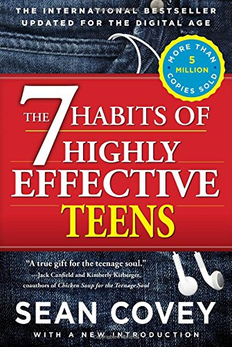 The 7 Habits of Highly Effective Teens. Back to school essentials for high school.