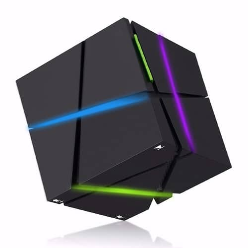 Magic Cube Bluetooth Speaker. Tech gadget. Dorm room decor for guys. Off to college gift ideas.