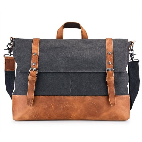 Stylish Messenger Bag. Going to college gift ideas for guys.