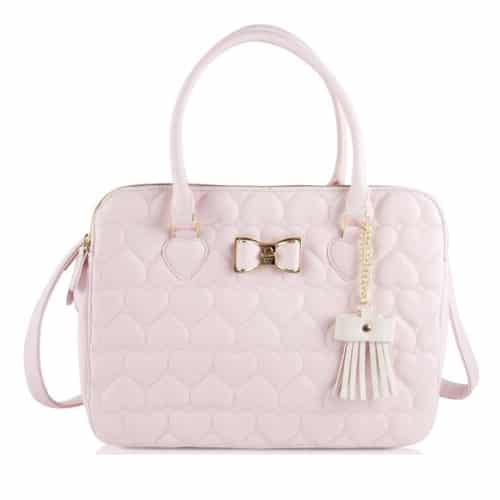 Betsey Johnson Triple Compartments Tote Bag