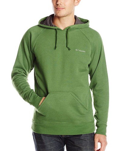 Columbia Men's Hoodie (Going to college gift ideas for guys)