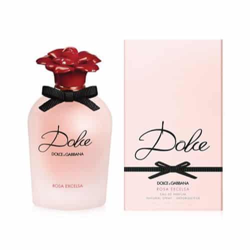 Dolce Gabbana Rosa Excelsa eau de parfum