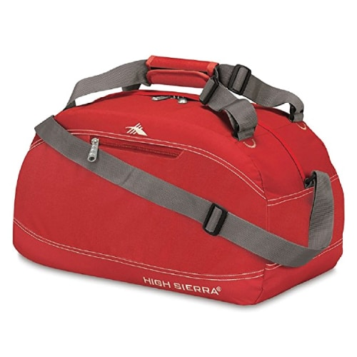 High Sierra Pack-N-Go Duffel. Going away to college gift ideas for guys.